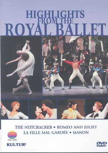 HIGHLIGHTS FROM THE ROYAL BALLET BY ROYAL BALLET (DVD)