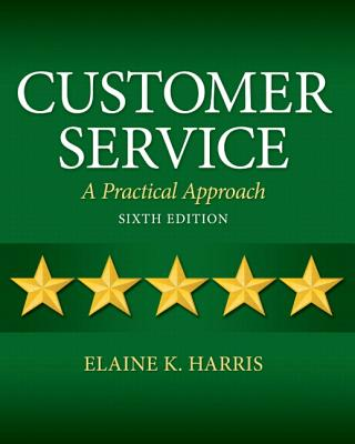 Customer Service By Harris, Elaine K.