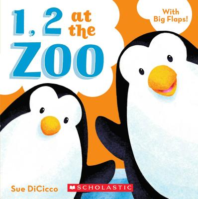 1, 2 at the Zoo By Dicicco, Sue